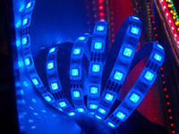 SMD 5050 best waterproof glue - Best top kind year warranty M led LED strip strips PU glue waterproof WHITE RED BLUE GREEN RGB