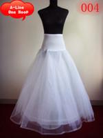 Women's tulle petticoat - 2015 Cheapest A Line Bridal Petticoats One Hoop Wedding Underskirt Crinolines Fashion Tulle Bridal Petticoat for Wedding Dresses GD