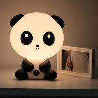 Panda Cartoon Night Lamp baby night lamp - Piece New Lovely Panda Cartoon Night Lamp Baby Room Sleeping Lamp
