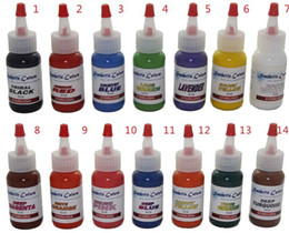 Wholesale Starbrite Colors Tattoo Inks Set OZ Tattoo Pigment ML Bottle Tattoo Supply