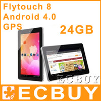 Wholesale Flytouch GB GPS Tablets PC Android Superpad G Flytouch Superpad