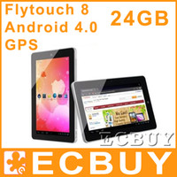 Wholesale Flytouch GB GPS Tablet PC Superpad Android Superpad G Flytouch