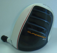 Wholesale EMS FREE GOLF DRIVER GOLF CLUBS SUPERFAST2 DRIVER LOFT RH GRAPHITE REGULAR FLEX SHAFT
