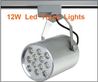 Wholesale High Power W V Lm Pure White Led Track Light High Power Background Lamp White Color Body