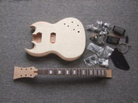 For Gibson gibson - NEW BRAND SG PROJECT ELECTRIC GUITAR KIT WITH PARTS