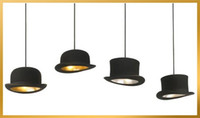 Wholesale Bowler Hat Chandelier Ceiling Light Pendant Lamp Suspension Lamp Dia cm