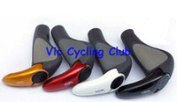 Wholesale Only ERGON GC2L bar end grips bicycle bar end for MTB bike Road bike colors g pair