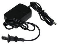 Wholesale Black Switching Power Adapter Supply Dual Outlet For CCTV Camera High Quality V A AC DC