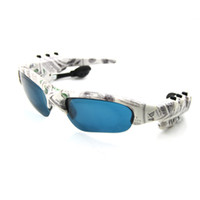 Wholesale US Dollar Wireless GB G Bluetooth SunGlasses Sun glasses Headset Mp3 Player