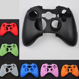 Wholesale Newest list Game Controller Silicone Skin Case Cover for XBOX xbox mix color by sunki