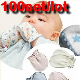 Wholesale Shij Mixed set Baby gloves Baby clothing Mittens