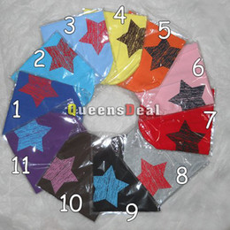 Wholesale Free Sample Pay the Shipping Only Big Star Cotton Beanie Hats Skull Cap For Years Toddler Infant