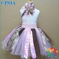 Wholesale Flower Girl Tutu Tutu Baby Shower Tutu Tutorial Baby Girls Tutu one size fit most sets