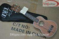 Wholesale ukulele guitar all saplli wood body aquila strings amp Aucoume neck China ukulele Guitar
