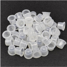 Wholesale mm Tattoo Ink Cups Pigment Tattoo Accessories ForTattoo Ink Pigment