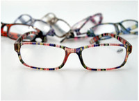 Wholesale Cheap Plastic Reading Glasses Classic Long Sighted Glasses Resin Lens For Parents Older Peoples Mix Different Power