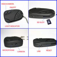 Wholesale Hot Spy Camera Key Chain Camcorder Video Cam FPS Spy Car Keychain MINI DV DVR Camera