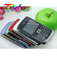 Wholesale Cell phone H9700 qwerty keyboard with TV Camera dual sim card dual standby