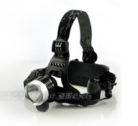 Wholesale CREE XM L XML T6 LED Headlamp Rechargeable Headlight SET X18650 Charger Car Charger NEW