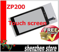 Wholesale ZOPO ZP200 New Screen Digitizer Replacement for ZP200 phone ANDROID Free SHip