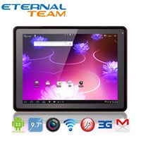 Wholesale 9 quot tablet pc aoson m19 IPS RK2918 GHz GB GB dual camera wifi hdmi