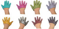 Wholesale 100pairs Fashion Sex and the City the same paragraph half palm gloves
