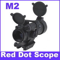 Wholesale Good Quality Aimpoint M2 Type Scope Red Dot Sight Rifle Reflex for Military New Instant Dispatch