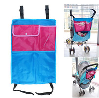 Wholesale toddler Baby carriages Pram Stroller Bag Storage Pocket Organizer