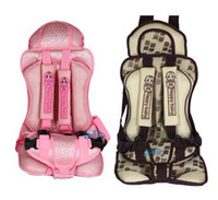 Wholesale 1pcs Portable Baby Child Infant Car Safety Booster Seat Cover Harness Cushion