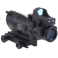 Wholesale 4x C Trijicon ACOG TA31RCO A4 NSN1240 Rifle Scope Aiming Sight Telescope with Light Cont