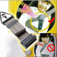 Wholesale Automobile supplies children s safety belt holder Motor children protection belt