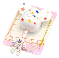 Wholesale cartoon style Measuring Body practical tape measure style
