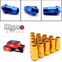 Wholesale Dyno pieces set MM Hex Length MM Blox Racing lug nuts