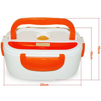 Wholesale Portable Electric heat Food Container Meal Heater Lunch Box V