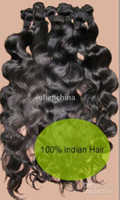 Wholesale Mix Length quot quot quot Indian Remy Human Hair Extensions b Wave g On Sale