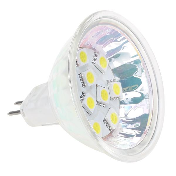 20w Smd Led 12v: Dimmable G4 Base Led Bulb Mr16 Smd 5050 10leds Ac/Dc10 30v