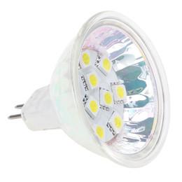 Dimmable G4 Base LED Bulb MR16 SMD 5050 10LEDs AC DC10-30V,12V 24V 2W Replace 15W - 20W Halogen Bulb