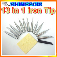 Wholesale 13 in Iron tip for HAKKO soldering station