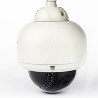 Wholesale Wanscam PTZ Wireless WaterProof Outdoor IP Camera With X Optical Zoom And IR Cut