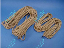 33FT Hemp Rope - Natural,Tied up bondage rope sex toy products 1pc