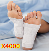Wholesale 4000 Detox Foot Pad amp Adhesive Sheets