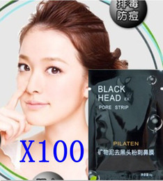 Wholesale 100 beauty girls love product Herbal CLEAN Remover NOSE Pore Mask BLACKHEADS natural remedies