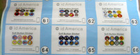 Wholesale 20 piece Home Button sticker for home back button sticker
