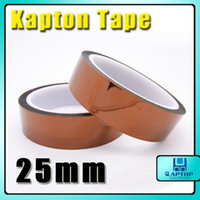Wholesale High Temperature Adhesive BGA Kapton Tape Chipset Tape mm cm