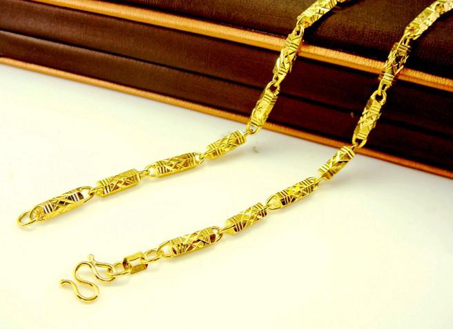 Gold 24k gold plated chain worth for Is gold plated jewelry worth anything