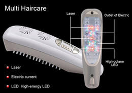 Wholesale 3in1 Laser LED LIGHT Micro current Hair Growth Comb KD