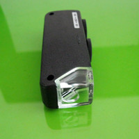 Wholesale Mini Handheld x x Pocket Microscope Magnifer Loupe