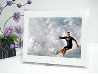 Wholesale 15 quot Inch LCD Digital Picture Photo Frame MP3 GB SD Gift for Birthday Xmas