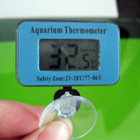 Wholesale Digital Submersible Fish Tank Aquarium LCD Thermometer