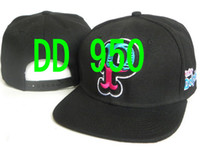 Wholesale 2012 New Style Snapbacks Hats Pink Dolphin Caps Snap Back Hat PD Snapback Mix Order Accept